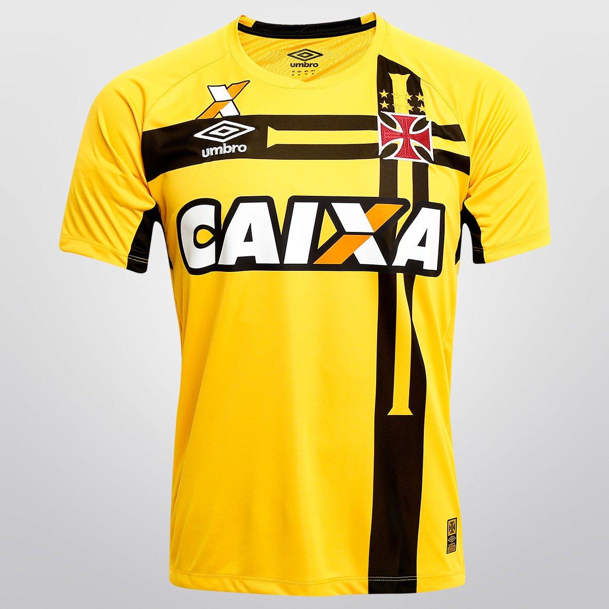 1b79d6cb3d Camisa Umbro Vasco Goleiro 2015 - Compre Agora