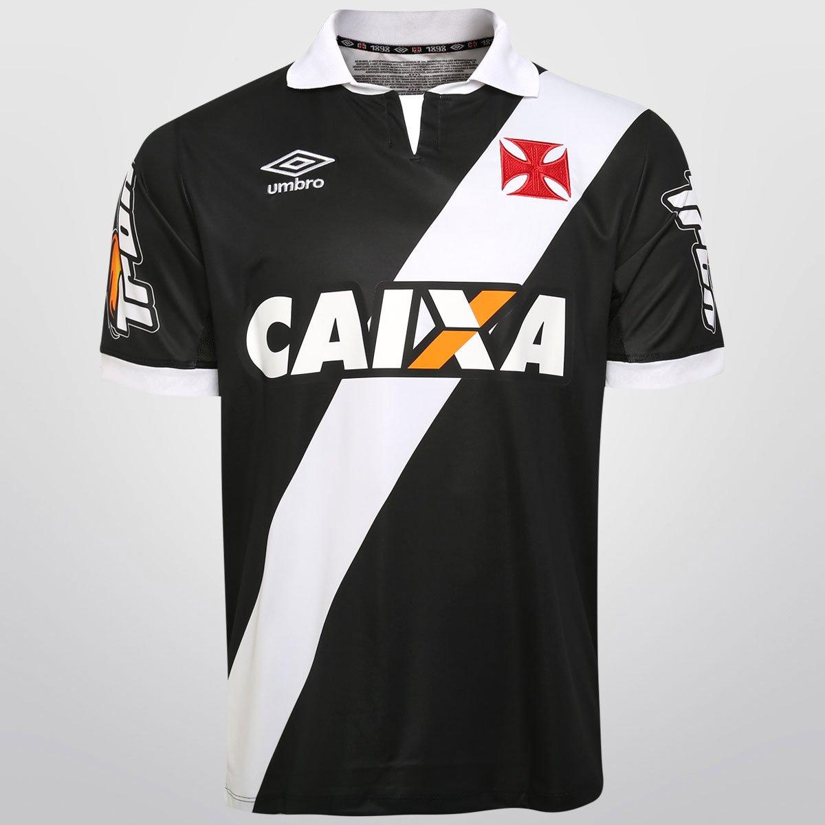 cf3f4dd269 Camisa Umbro Vasco I 2014 s nº - Compre Agora