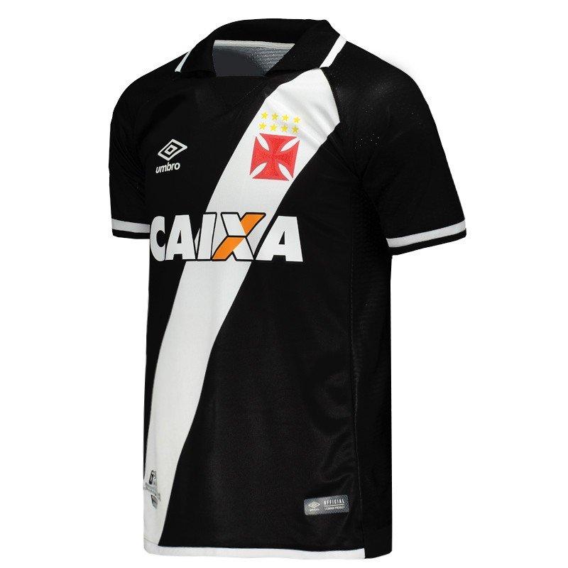 Camisa Umbro Vasco I 2017 Jogador com Patrocínio - Compre Agora ... bcc3f0ed8159e