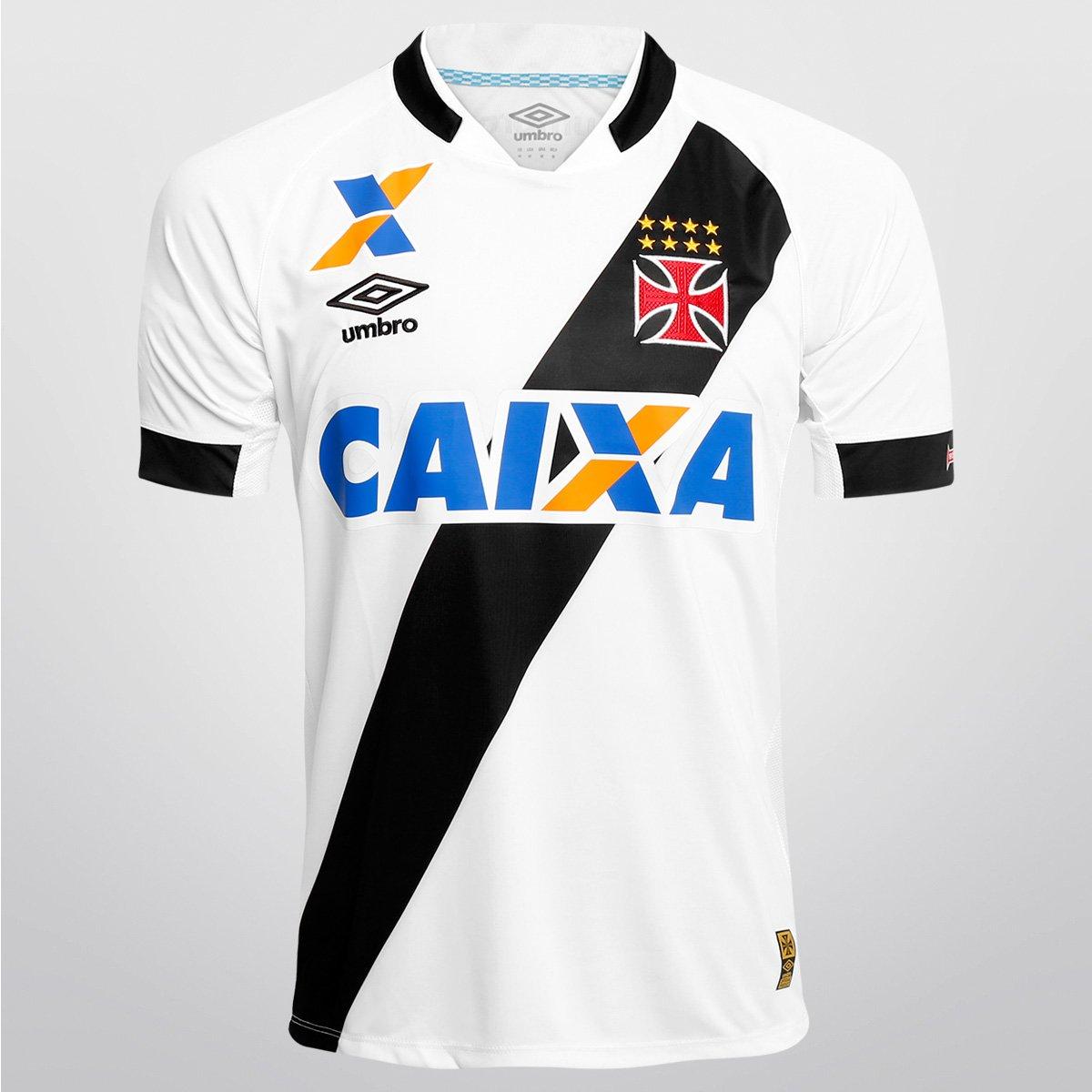 5534455b5e Camisa Umbro Vasco II 15 16 s nº - Compre Agora