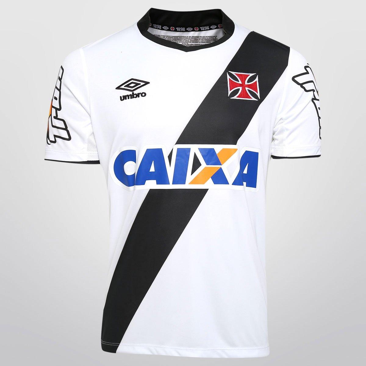 c210e7a82a Camisa Umbro Vasco II 2014 s nº - Compre Agora