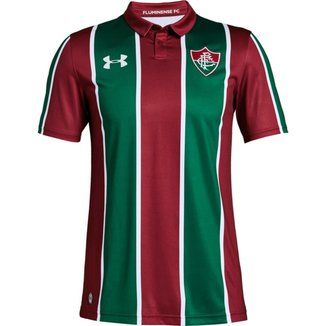 Camisa Under Armour Fluminense I 2019 Masculina