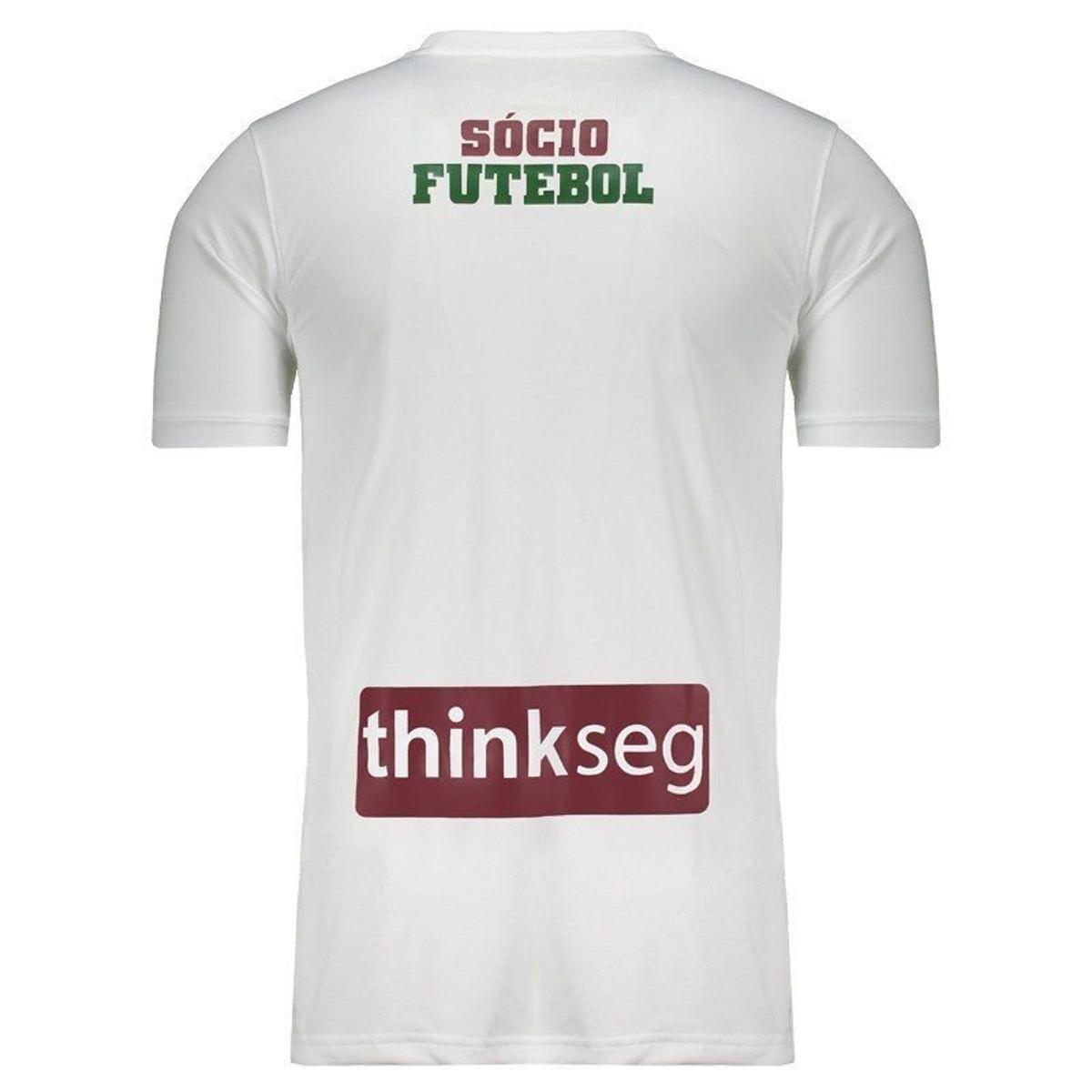 d95140290d ... Camisa Under Armour Fluminense II 2017 Com Patrocínio Masculina ...