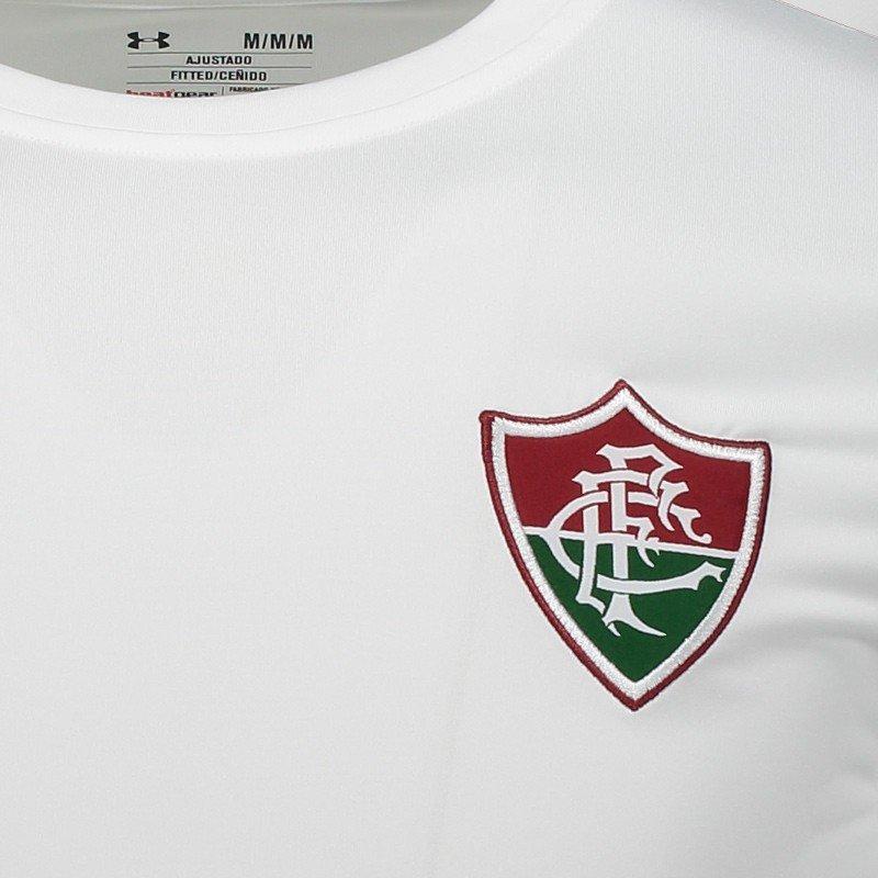 Camisa Under Armour Fluminense II 2017 - Branco - Compre Agora ... 50b88df83846c