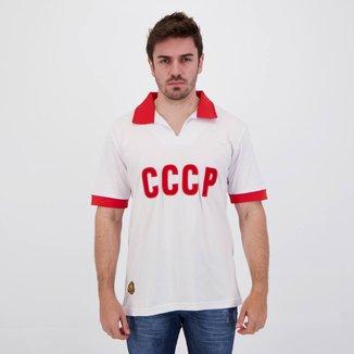 Camisa União Soviética Retrô CCCP Masculina