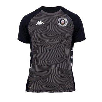 Camisa Vasco 2021 Treino Aquecimento Supporter