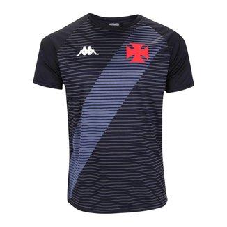 Camisa Vasco 2021 Treino Supporter Home Preta