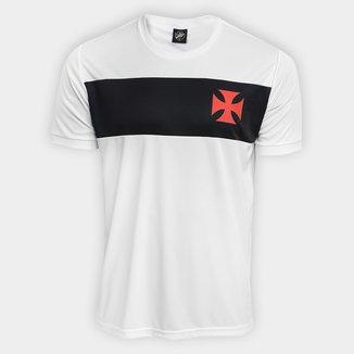 Camisa Vasco Dry Recortes Classic Masculina
