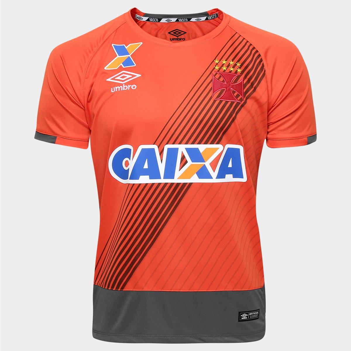 319c5776c9764 Camisa Vasco Goleiro 16 17 s nº - Torcedor Umbro Masculina - Compre Agora