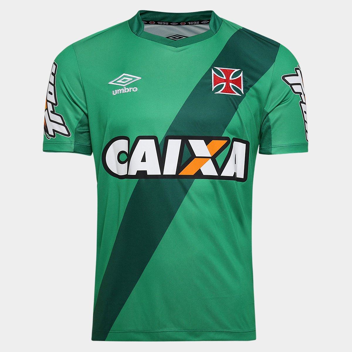 1ff22c52bf Camisa Vasco Goleiro 2014 nº 1 M C Torcedor Umbro Masculina - Compre Agora