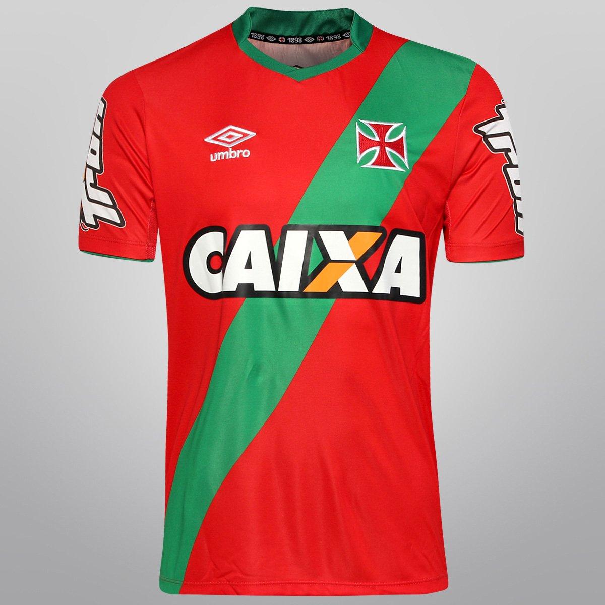 Camisa Vasco Goleiro 2014 nº 1 M C Torcedor Umbro Masculina - Compre Agora   001694ff9afc8