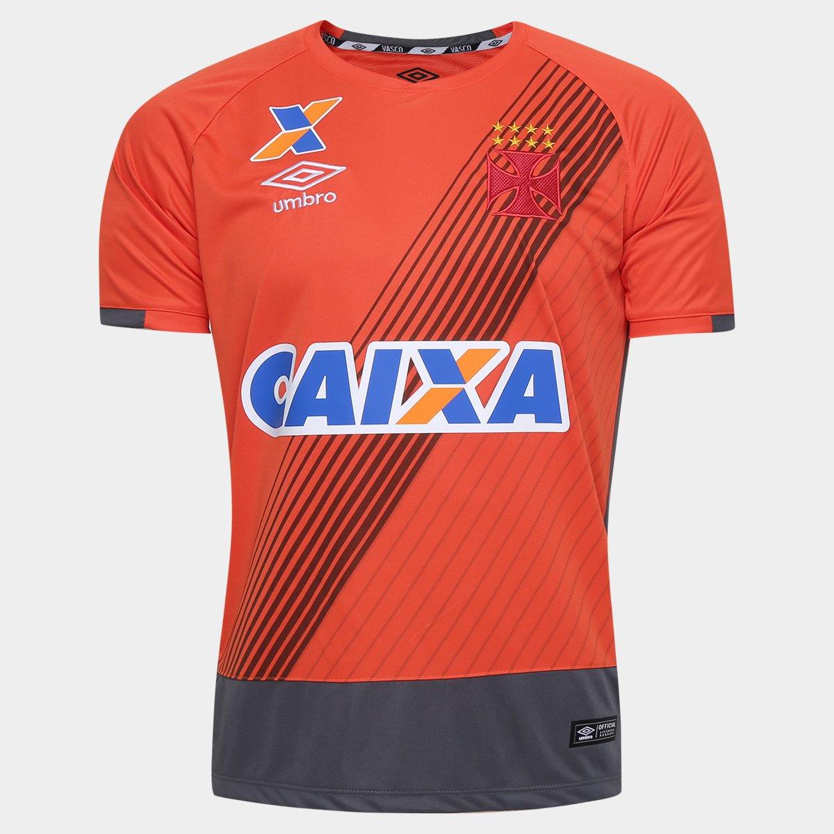 f6e9a2feed Camisa Vasco Goleiro 2016 s nº Torcedor Umbro Masculina - Compre Agora