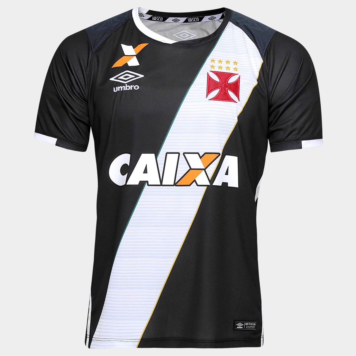 fb4b33b8389ba Camisa Vasco I 2016 nº 10 Torcedor Umbro Masculina - Compre Agora ...