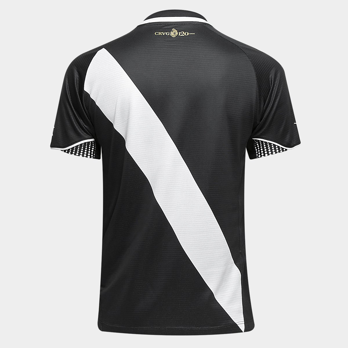 69bc4c76ae Camisa Vasco I 2018 s n° - Torcedor Diadora Masculina - Preto ...