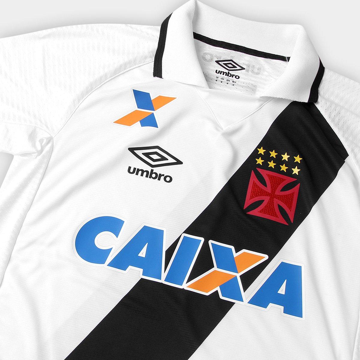 034c38ee6e Camisa Vasco II 17 18 s nº - Jogador Umbro Masculina - Compre Agora ...