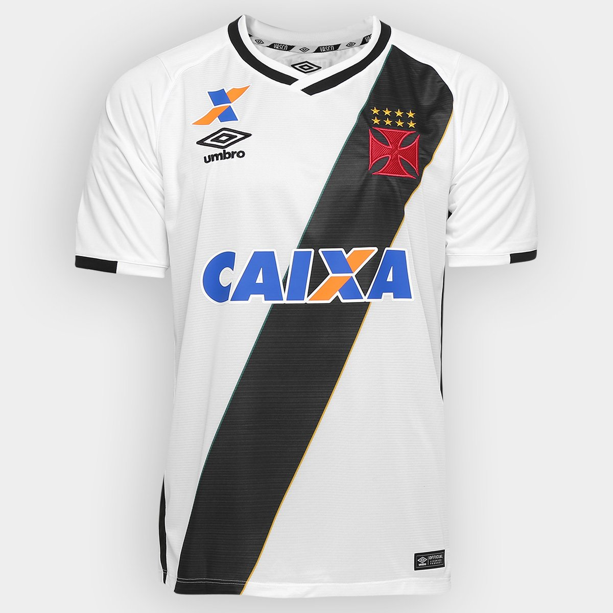 90616171a7 Camisa Vasco II 2016 nº 10 - Torcedor Umbro Masculina - Compre Agora ...