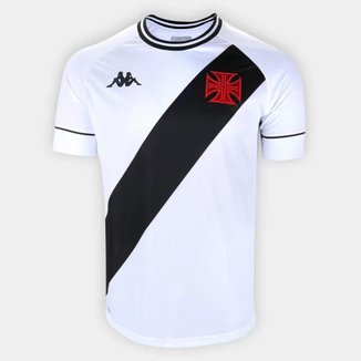Camisa Vasco II 2020 S/Nº Torcedor Kappa