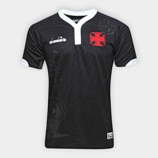 Camisa Vasco III 2018 s/n° - Torcedor Diadora Masculina