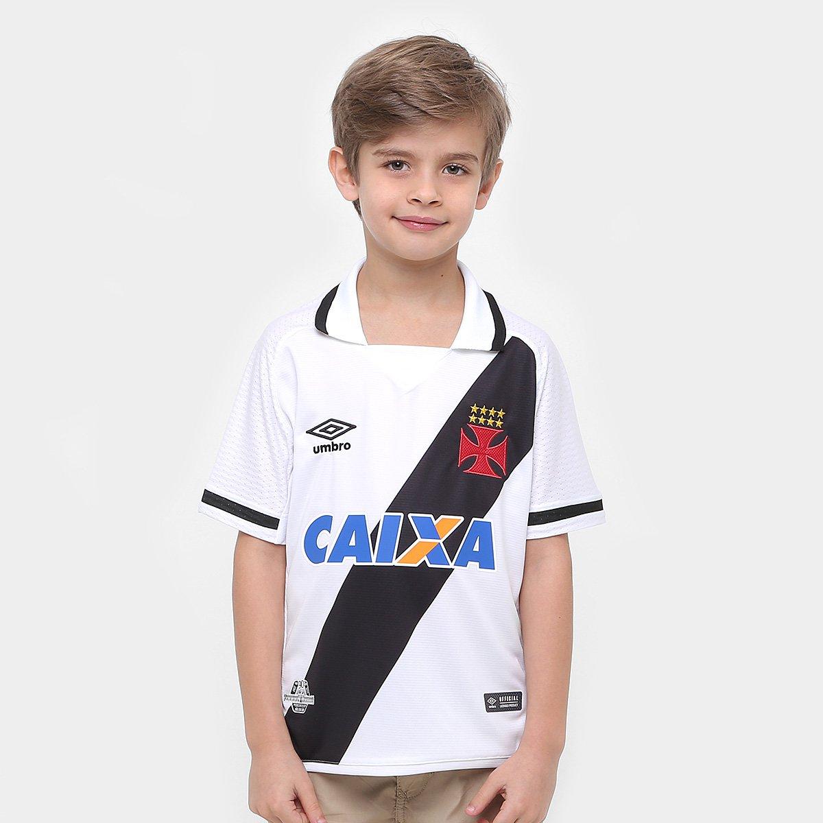 c7e012070 Camisa Vasco Juvenil II 17 18 nº10 - Torcedor Umbro - Compre Agora ...