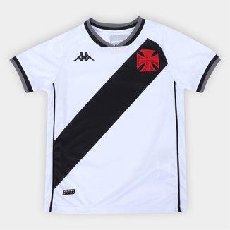 Camisa Vasco Juvenil II 21/22 s/n° Torcedor Kappa