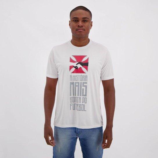 Camisa Vasco Moment Especial - Branco