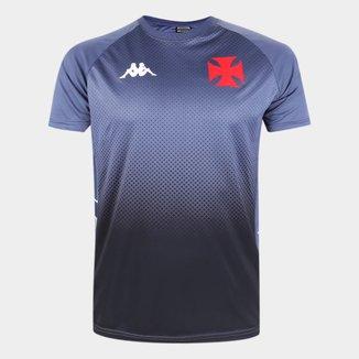 Camisa Vasco Treino 20/21 Comissão Técnica Kappa Masculina