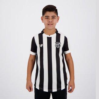 Camisa Vozão Ceará I 2020 Juvenil Masculina