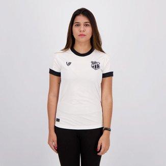 Camisa Vozão Ceará II 2020 Feminina N°10