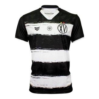 Camisa XV Piracicaba 2021 Home Oficial Nº 15