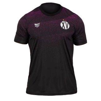 Camisa XV Piracicaba 2021 Pré Jogo Aquecimento Oficial