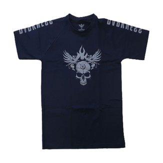 Camiseta 100% Algodão Darkness - Tamanho M Preta - IntegralMédica