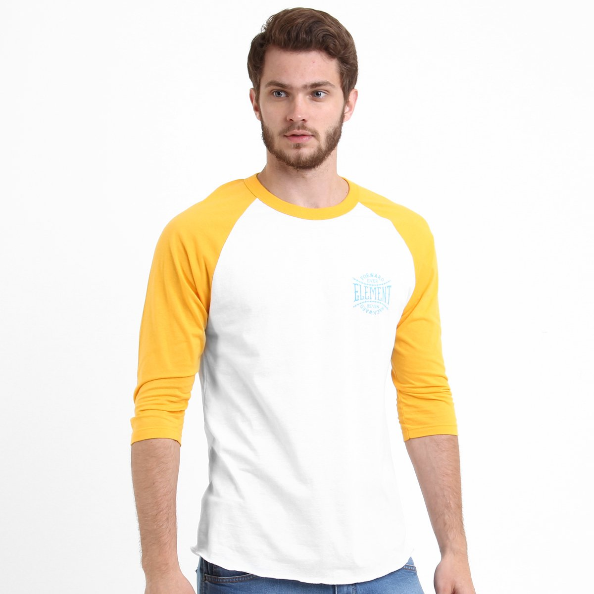 Camiseta 3 4 Element Ellis - Compre Agora  5f45dafebb4