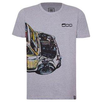 Camiseta 500 Fiat