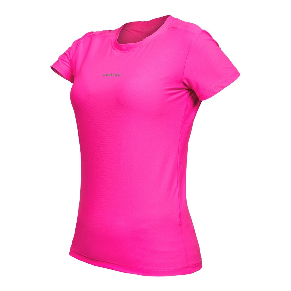 Active Camiseta Fresh Mc Fresh Rosa Camiseta Active E54x4Rq