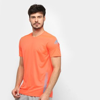 Camiseta Adidas 25 7 Rise Up In Run Masculina