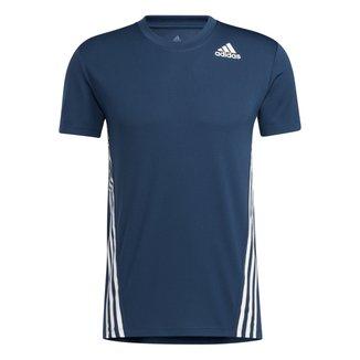 Camiseta Adidas Aero 3 Listra Masculina
