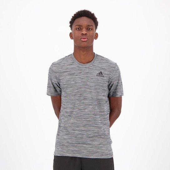 Camiseta Adidas All Set 2 Cinza - Cinza