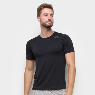 Camiseta Adidas Alphaskin Sport Fitted Masculina