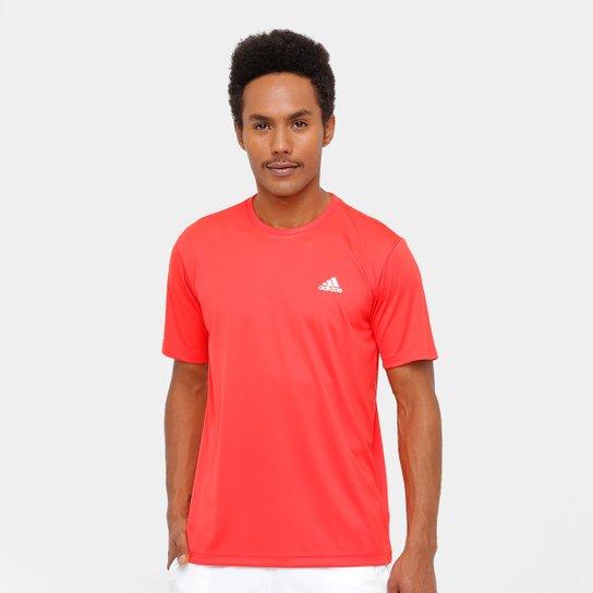 Camiseta Adidas Approach Masculina - Laranja Escuro