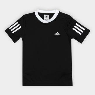 Camiseta Adidas B Club Proteção UV Infantil Masculina