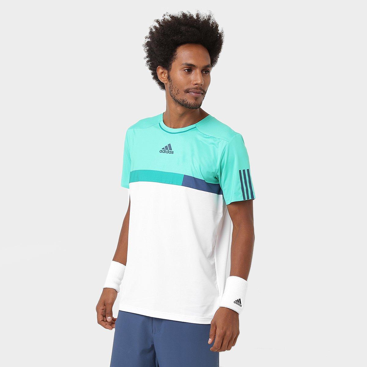 94e76f3d9c64d Camiseta Adidas Barricade - Compre Agora