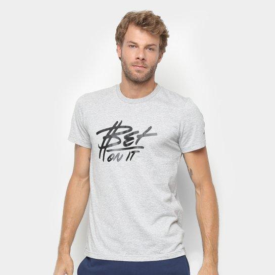 Camiseta Adidas Bet On It Masculina - Cinza