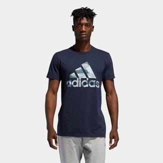 Camiseta Adidas Bos Camo Masculina