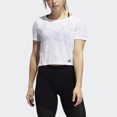 Camiseta Adidas Burnout W