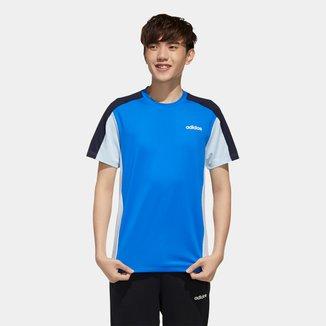 Camiseta Adidas Clima Colorblock Masculina