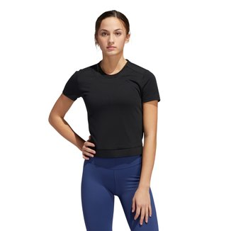 Camiseta Adidas Cross Bk Mesh Feminina