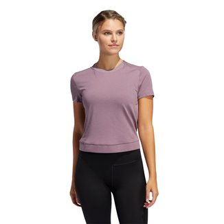 Camiseta Adidas Cross Bk Mesh T Feminina