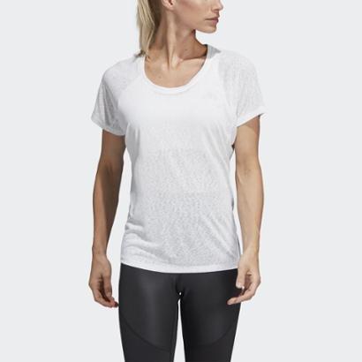Camiseta Adidas Cutout Feminina
