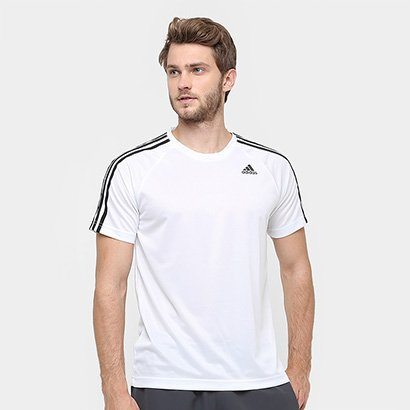 Camiseta Adidas D2M 3S Masculina