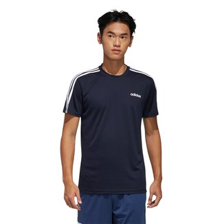 Camiseta Adidas D2M Ar 3Stripes Masculina